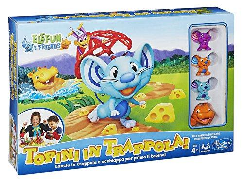 TOPINI IN TRAPPOLA GIOCO DA TAVOLO DI SOCIETA HASBRO GAMING (3948272517217)