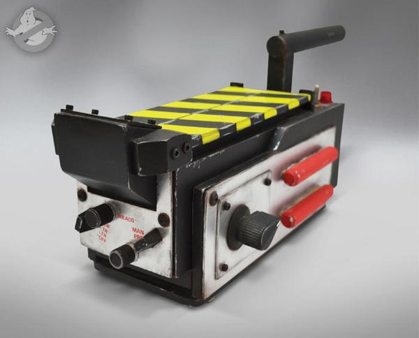 Ghostbusters Replica Trappola per Fantasmi Acchiappa Fantasmi Trap Hollywood Collectibles (3948386123873)