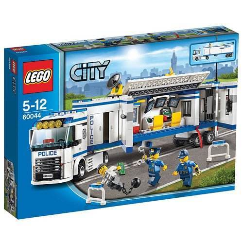 LEGO CITY 60044 UNITA' MOBILE (3948178899041)