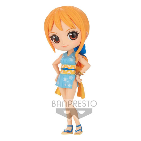One Piece Q Posket Mini Figure Onami Ver. B 14 cm - JANUARY 2022