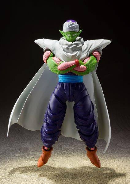 Piccolo (The Proud Namekian) Dragon Ball Z S.H. Figuarts Action Figure  16 cm