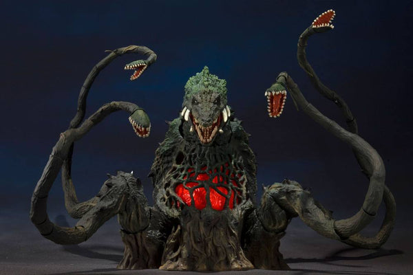 Godzilla S.H. MonsterArts Action Figure Biollante Special Color Ver. (Godzilla vs. Biollante) 19 cm