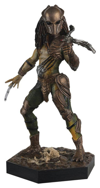 Falconer Predator  Eaglemoss Statuetta Resina 15 cm Alien and Predator (3948430590049)