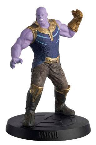 Thanos Statuette Marvel Movie Collection 1/16 14 cm Eaglemoss