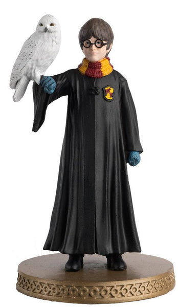 Harry Potter con Gufo Eaglemoss Modellino Action Figures Resina 11cm Wizarding World Harry Potter 1/16 (3948433309793)
