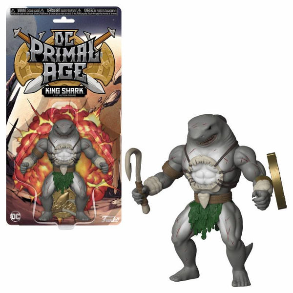 DC Primal Age Action Figure King Shark 13 cm