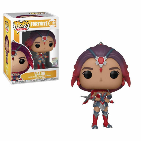 Valor Fortnite Funko POP  9 cm 463 (3948451758177)