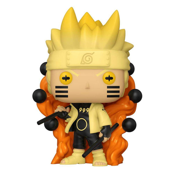 Naruto Six Path Sage (Glow) Animation Vinyl Figure Specialty Series  9 cm - 186 - MAY 2021