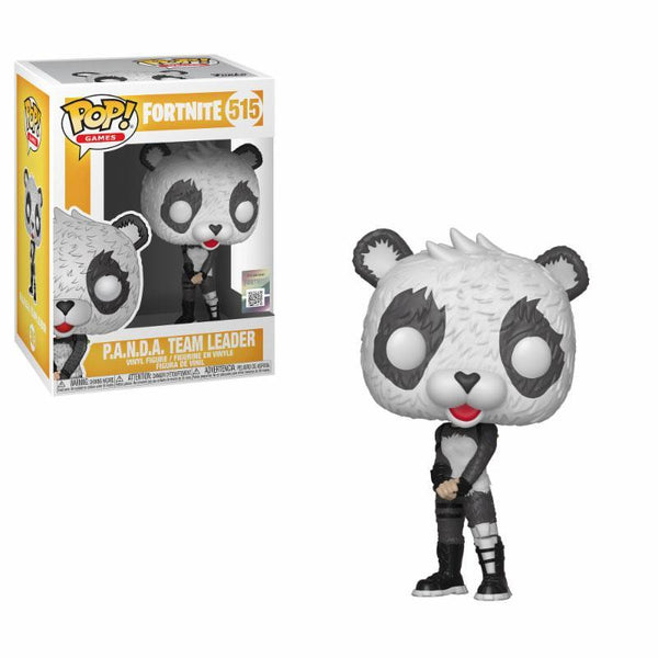 Panda Team Leader 9 cm  Fortnite Funko Pop 515 (3948435767393)