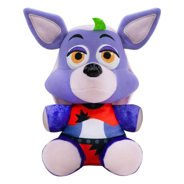 Roxanne Wolf Freddy Five Nights at Freddy's Security Breach Plush Figure  15 cm - END APRIL 2021