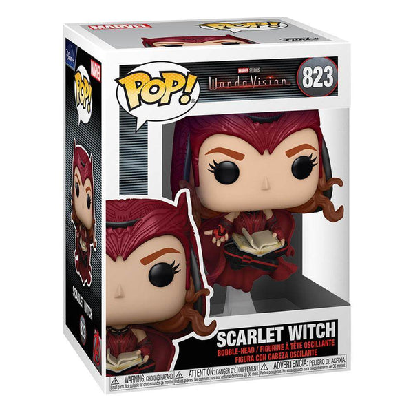 WandaVision POP! TV Vinyl Figure Scarlet Witch 9 cm - 823 - MAY 2021