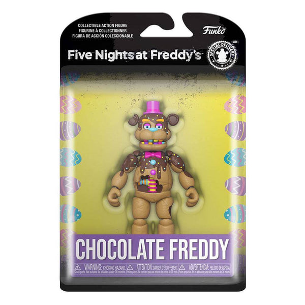 Chocolate Freddy Five Nights at Freddy's Action Figure 13 cm - MAY 2021