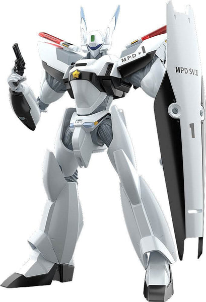 Mobile Police Patlabor Moderoid Plastic Model Kit 1/60 AV-0 Peacemaker 13 cm - FEBRUARY 2022