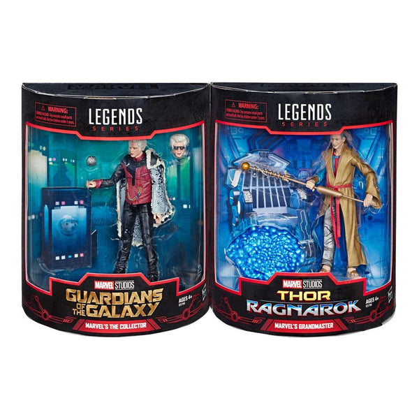 Grandmaster & Collector SDCC 2019 Exclusief Marvel Legends Action Figure 2-Pack 15cm Hasbro