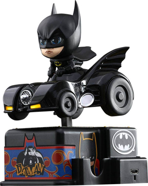 Batman 1989 CosRider Mini Figure with Sound and Light Up  13 cm