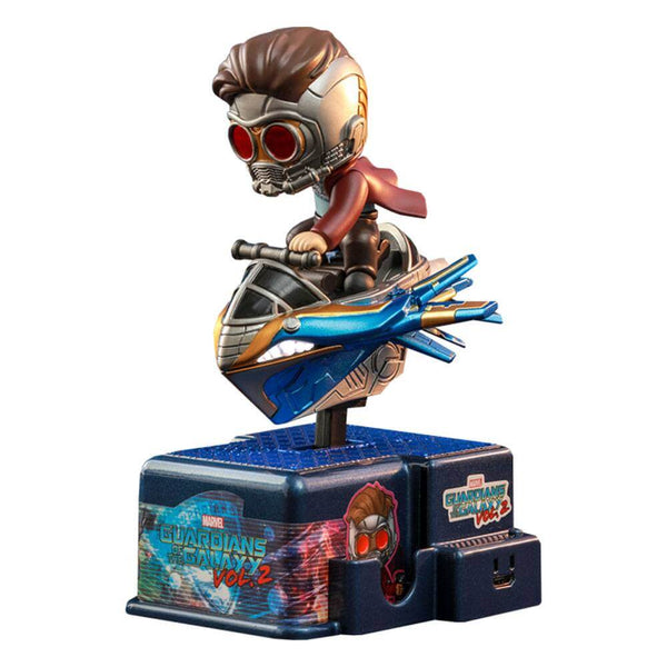 Star Lord CosRider Mini Figure with Sound and Light Up  Guardians of the Galaxy 15 cm