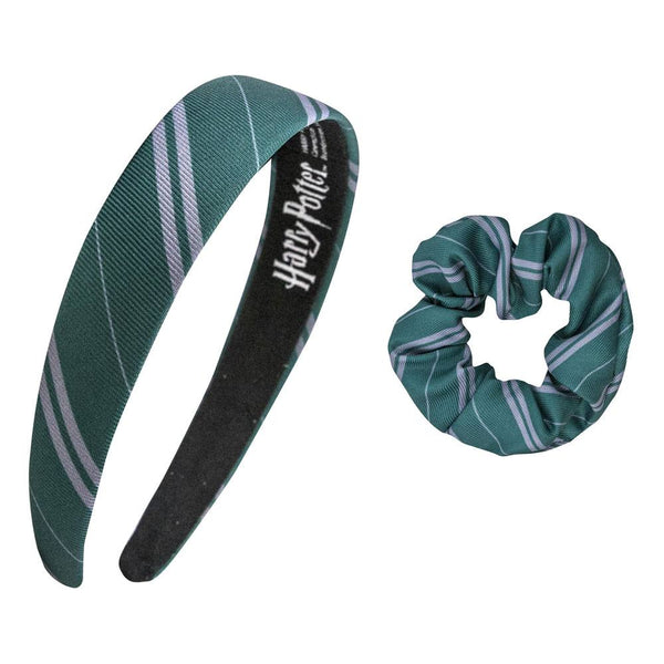 Slytherin Serpeverde Set 2 Hair Accessories Harry Potter Classic