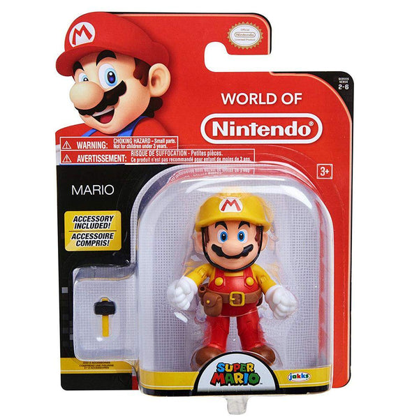 Super Mario Action Figure World of Nintendo  10 cm (3948436652129)