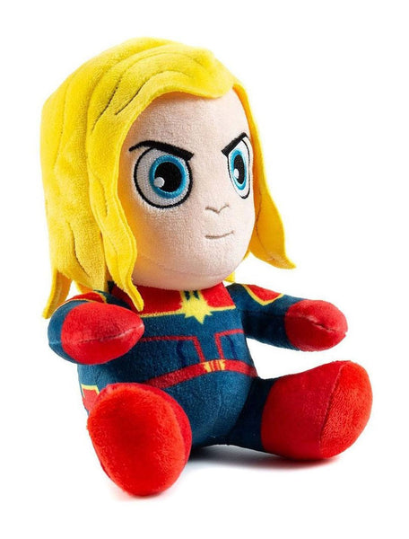 Captain Marvel Comics Peluche 15 cm Kidrobot