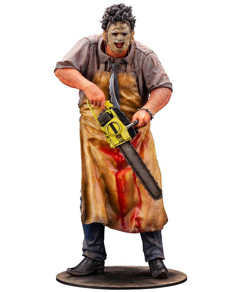 Texas Chainsaw Massacre ARTFX PVC Statue 1/6 Leatherface 32 cm Statuetta - SEPTEMBER 2021
