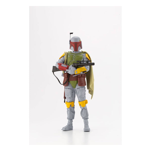 Boba Fett Vintage Color Star Wars Episode V ARTFX+ Statue 1/10  Exclusive 19 cm