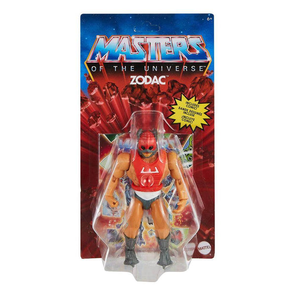 Zodac Masters of the Universe Origins Action Figure 2021 14 cm