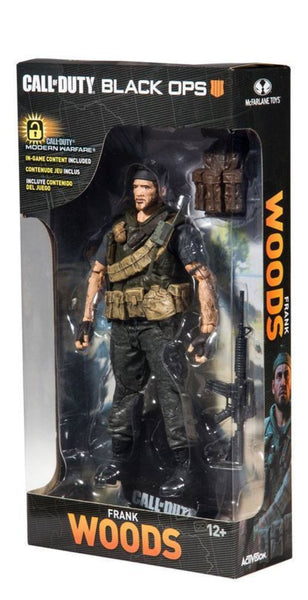 Frank Woods Action Figure McFarlane Call of Duty  Black Ops 4 15cm#Personaggio_Frank Woods (4053929656417)