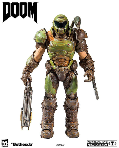 Doom Slayer Eternal Action Figure Articolata Doom  18 cm McFarlane (3948482625633)