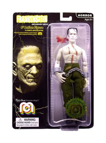 Frankenstein Action Figure 20cm Mego Toys (4256900776033)