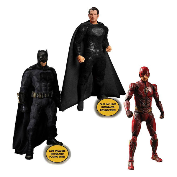 Zack Snyder's Justice League Action Figures 1/12 Deluxe Steel Box Set 15 - 17 cm - MAY 2022