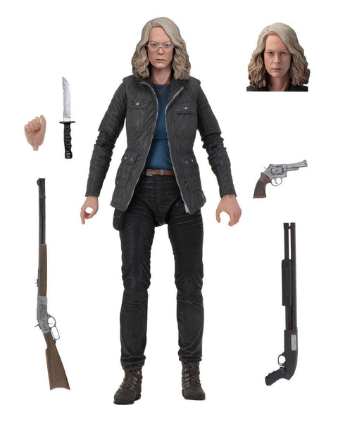 Laurie Strode Ultimate Action Figure 18cm  Halloween 2018 NECA 60684 (3948447432801)