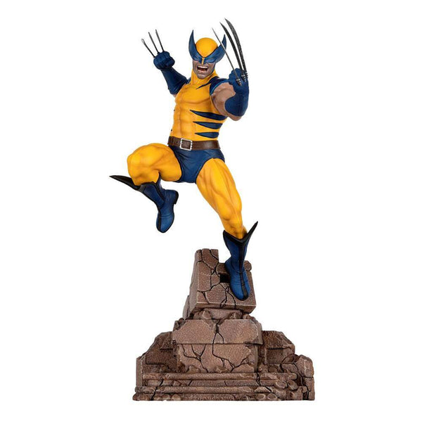 Marvel Future Fight Video Game PVC Statue 1/10 Wolverine 22 cm - SEPTEMBER 2021