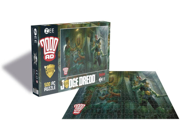 2000 AD Puzzle Judge Dredd 500 Pieces
