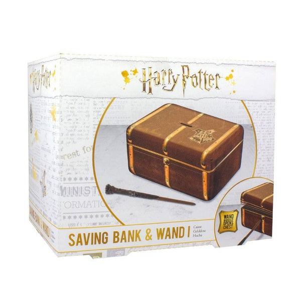 Salvadanaio Harry Potter Scrigno Magico 20cm (3948436848737)