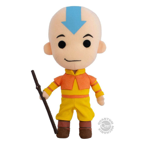 Avatar: The Last Airbender Q-Pals Plush Figure Aang 20 cm - AUGUST 2021