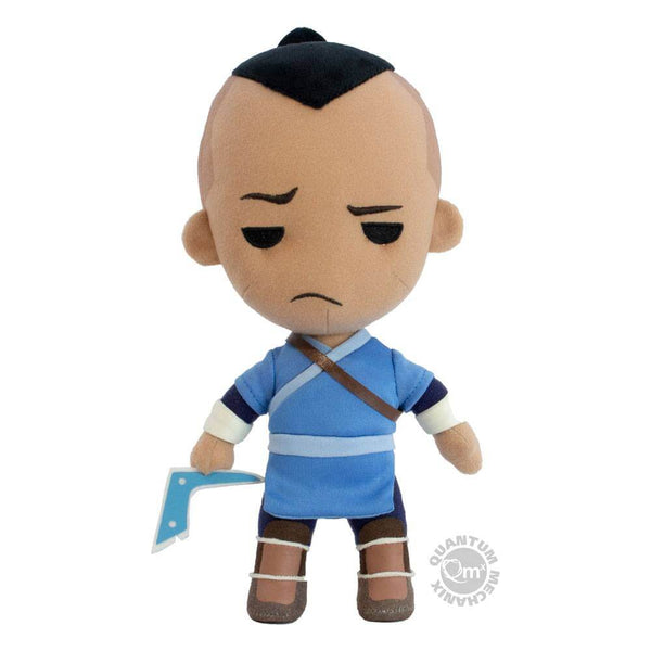 Avatar: The Last Airbender Q-Pals Plush Figure Sokka 20 cm - AUGUST 2021