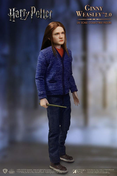 Ginny Weasley Action Figure Harry PotterScala 1/6  Casual Edizione Limitata 26 cm Star Ace Toys (3948459589729)