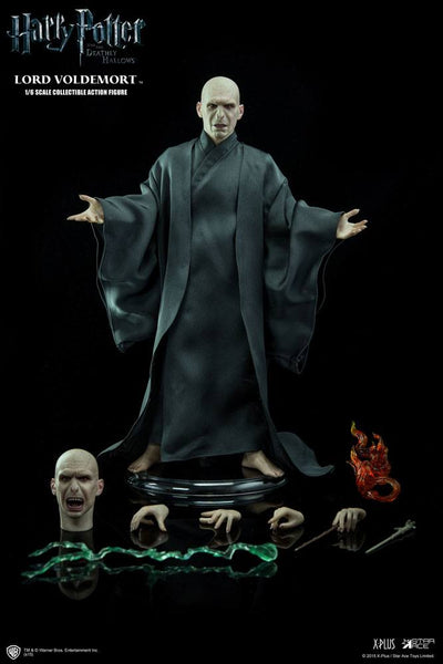 Harry Potter My Favourite Movie Action Figure 1/6 Lord Voldemort New Version 30 cm - OCTOBER 2021