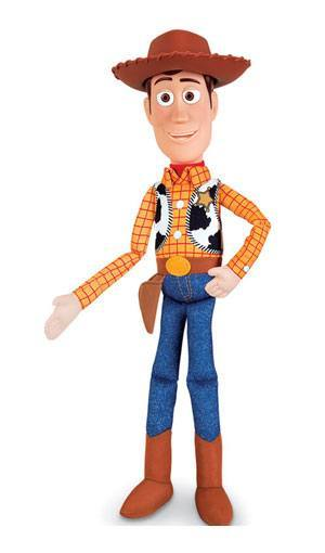 Woody Sceriffo Action Figure Morbida Toy Story 4 37cm (3948434980961)