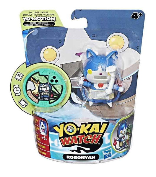 YOKAI WATCH MEDAL MOMENTS PERSONAGGI CON MEDAGLIA S2 HASBRO (3948264259681)