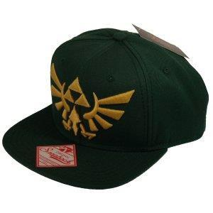 The Legend Of Zelda Cappello da Baseball Americano Snap Back con Visiera (3948333924449)