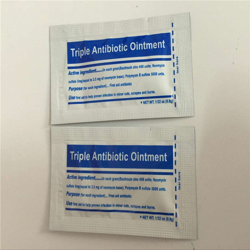 Triple Antibiotic Ointment Gel for Burns First Aid Kit Accessories