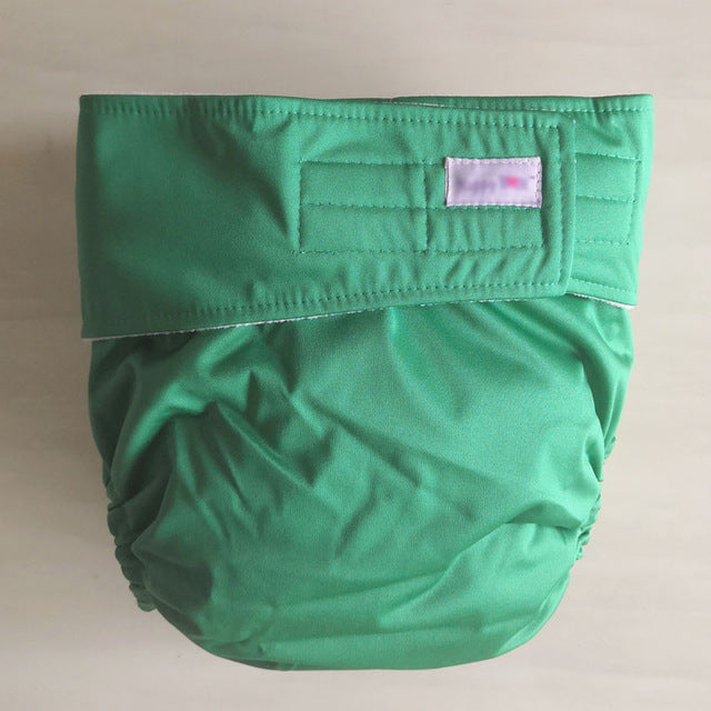 Large Size Adjustable TPU Coat Waterproof Reusable Adult Diaper for Old People and Disabled