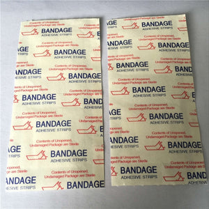38*38mm Transparent PU Waterproof  Breathable Bandage
