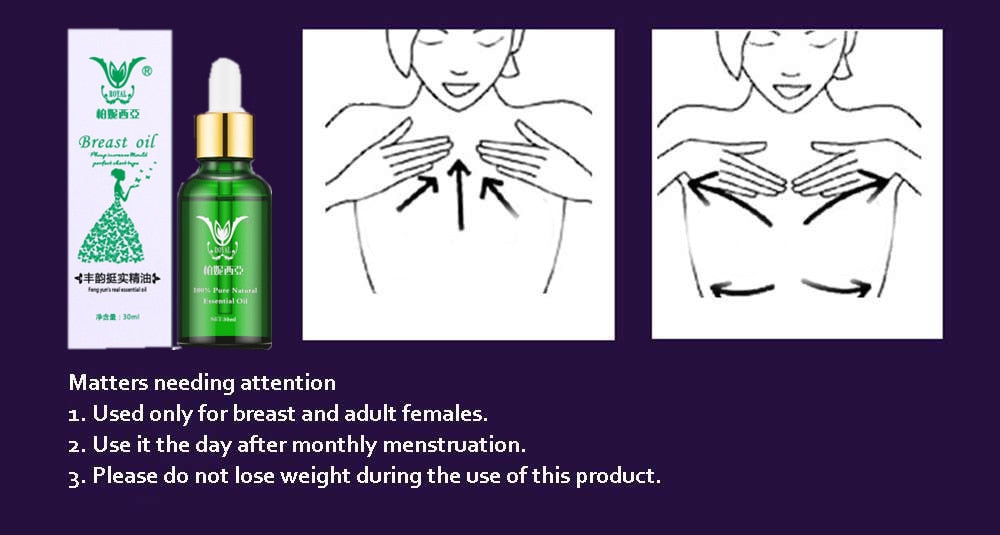 Hot Sale Breast Enlargement Essential Oil