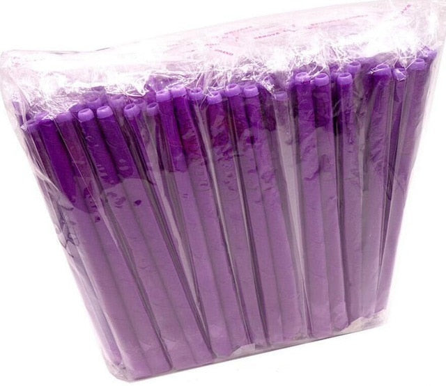 100Pcs/lot Earwax Removal Fragrance Candles Ear Treatment Tool