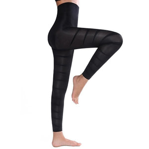 High Waist Tummy Control Slimming Leggings