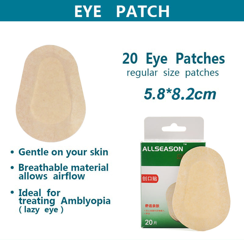 Hot Selling Breathable Eye Patch Band Aid