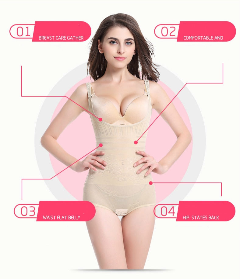 Designer Women's Post Natal Postpartum Body Shaper Slimming Corset