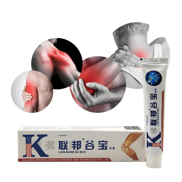 Smoke Arthritis, Rheumatism, Myalgia Treatment Chinese Herbal Medicine Joint Pain Ointment